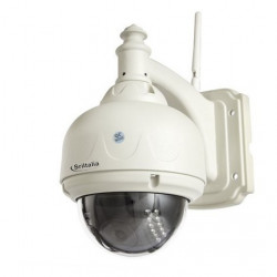 IP CAMERA ONVIF WIFI WIRELESS HD 1MEGAPIXEL MOTORIZZATA H.264 P2P