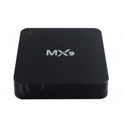 ANDROID TV BOX WIFI INTERNET SMART TV ULTRA HD 4K 2K 1080P MX9