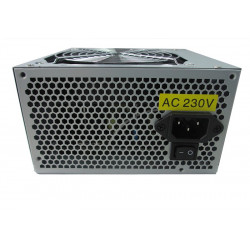 Alimentatore 550w Ide/Sata Ventola 12cm Power Supply Bassa Rumorosita