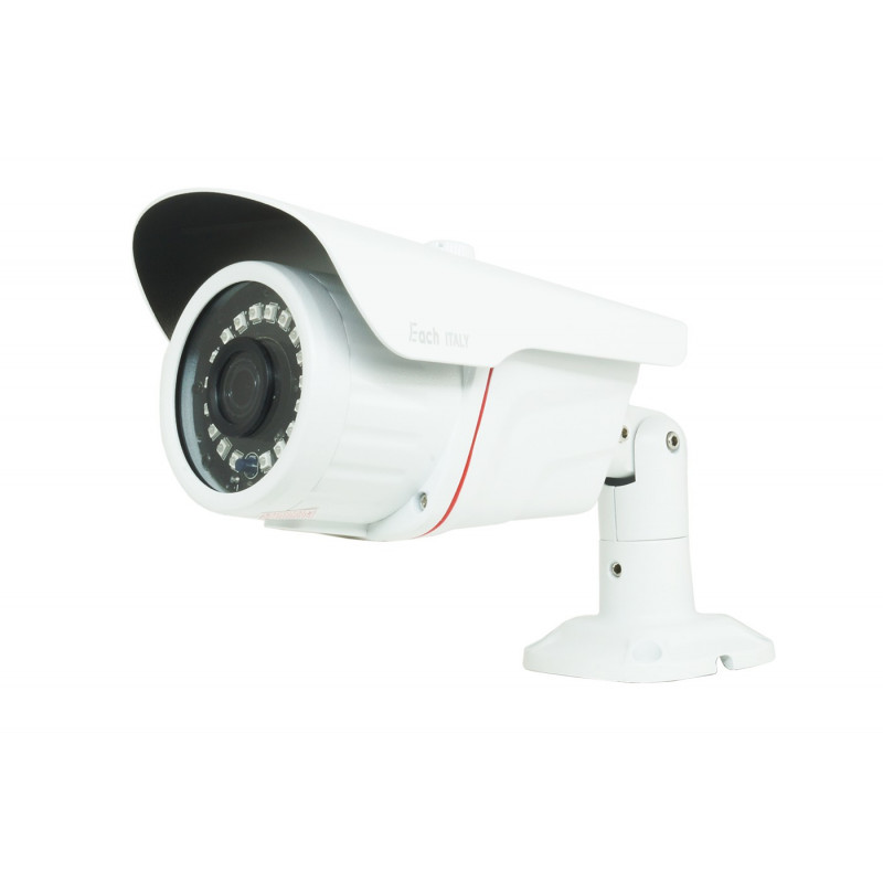 ELECAMERA VIDEOSORVEGLIANZA AHD 18LED IR 3 MP COLOR CCD 3,6MM CAMERA