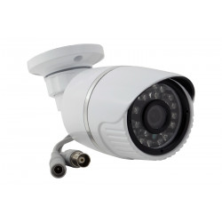 TELECAMERA VIDEOSORVEGLIANZA AHD 24 LED 3.6MM 1.0MP