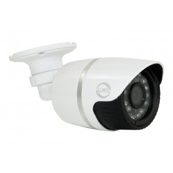 TELECAMERA VIDEOSORVEGLIANZA AHD 24 LED IR 3.6MM 2.0MP