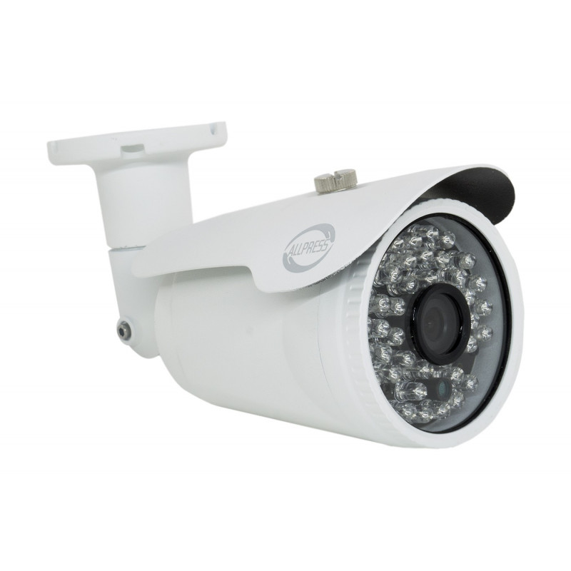 TELECAMERA VIDEOSORVEGLIANZA AHD 42 LED IR 3.6MM 2.0MP