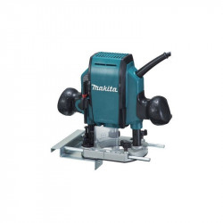 Fresatrice verticale Makita RP0900 900w 8 mm power routers