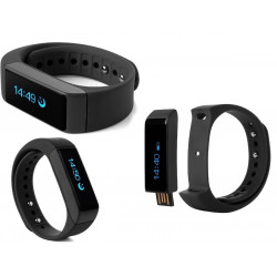 SMARTWATCH TOUCH CONTAPASSI BLUETOOTH BRACCIALETTO OROLOGIO FITNESS IPHONE