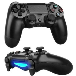 Joystick dualshock PS4 joypad controller wireless doppia vibrazione compatibile