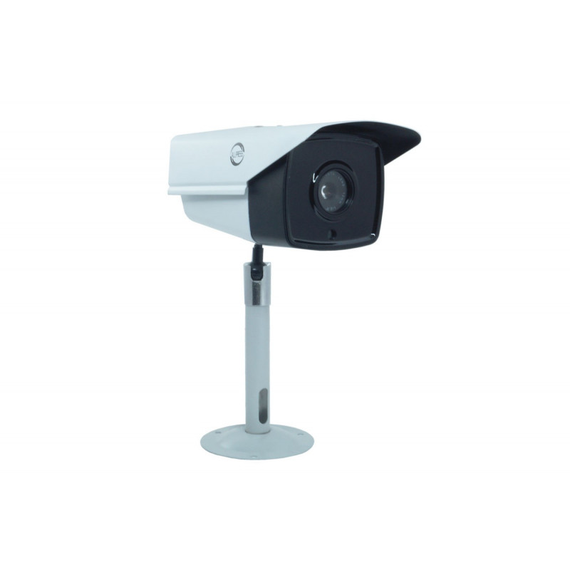 TELECAMERA VIDEOSORVEGLIANZA AHD 4 LED ARRAY 2MP IR COLOR CCTV CAMERA