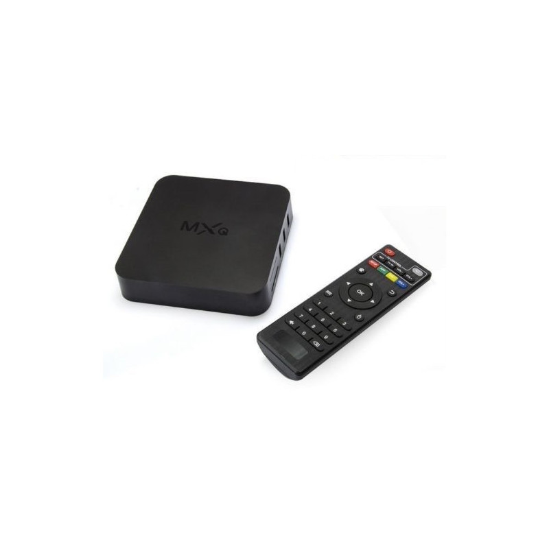 1080P SMART TV BOX XBMC/Kodi H.265 ANDROID QUAD CORE WiFi 8GB MINI PC